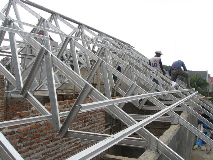Image Result For Konstruksi Atap Rumah